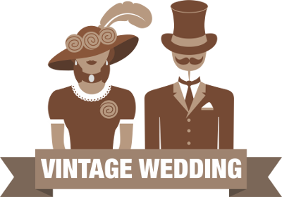 Vintage wedding - Esküvő